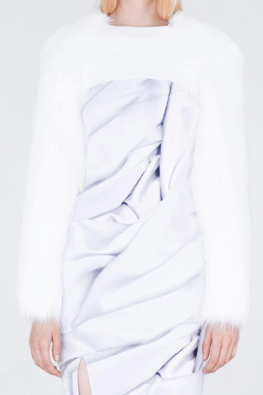 suknia bolerko